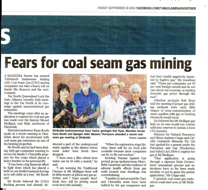 Tablelandsadvertiser Sept 12 2014