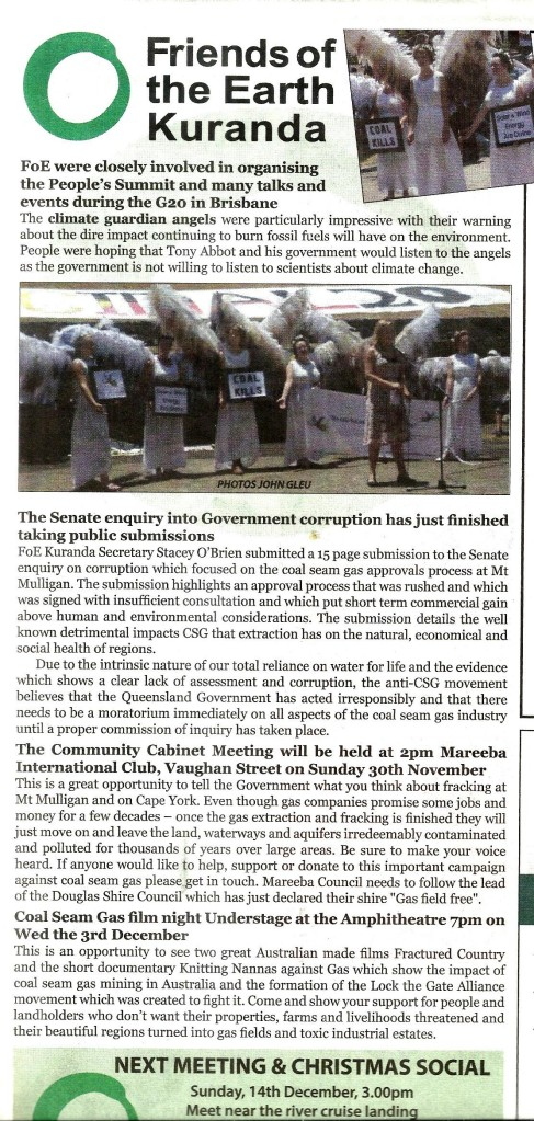 Kuranda Paper Dec 2014 2